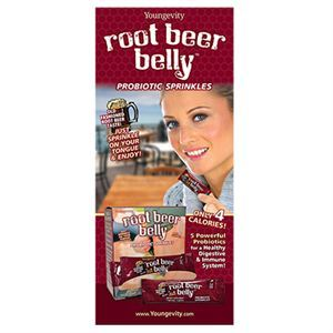 Picture of Root Beer Belly Brochure - 25 pack